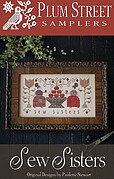 Sew Sisters - Cross Stitch Pattern