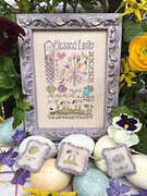 Easter Notes - Cross Stitch Pattern