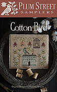 Cotton Bird - Cross Stitch Pattern