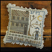 Paul Revere - Early American - Cross Stitch Pattern