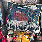 Salem Hill Sampler - Cross Stitch Pattern