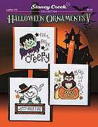 Halloween Ornaments V - Cross Stitch Pattern