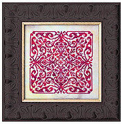 Red Velvet - Cross Stitch Pattern