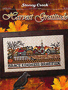 Harvest Gratitude - Cross Stitch Pattern