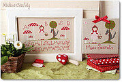 Cappuccetto Rosso - In the Wood - Cross Stitch Pattern