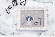 Winter is Coming - Cross Stitch Pattern