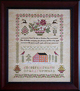 Peace on Earth SAMPLER - Cross Stitch Pattern