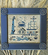 Comfort Lighthouse - Cross Stitch Pattern