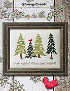 Christmas in the Pines - Cross Stitch Pattern