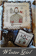 Winter Girl - Cross Stitch Pattern