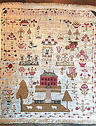 Mary Barres Sampler - Cross Stitch Pattern