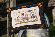 Histoire De Mouton 2 - Sheep Story 2 - Cross Stitch Pattern