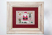 Papa Noel (Santa Claus) - Cross Stitch Pattern
