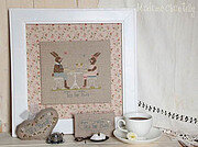 Tea For Two   - Cross Stitch Pattern