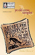 Ye Old Crow Sampler - Cross Stitch Pattern