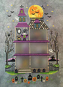 Haunted Mansion Part 2 - Cross Stitch Pattern