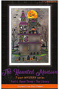 Haunted Mansion Part 4 - Cross Stitch Pattern