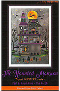 Haunted Mansion Part 6 - Cross Stitch Pattern