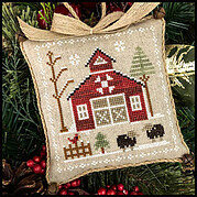 Baa Baa Black Sheep - Farmhouse Christmas 9
