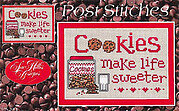 Cookies - Cross Stitch Pattern