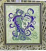 Wedding Heart - Cross Stitch Pattern