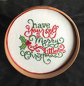 Have Yourself - Cross Stitch Pattern