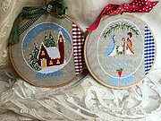 Novelle Di Natale - Christmas Night - Cross Stitch Pattern