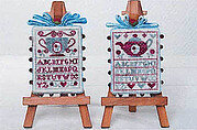 L'Heure Du The - Cross Stitch Pattern