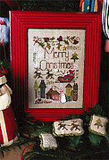 Merry Notes - Cross Stitch Pattern