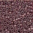 Mill Hill 18821 Opal Dark Mauve Glass Pony Beads - Size 8/0
