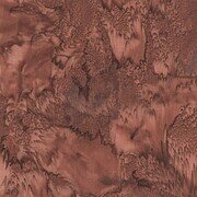 Henna Watercolor Batik 100% Cotton Fabric Half Yard