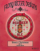Beery Christmas Set #1 - Cross Stitch Pattern