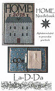 Home Needlebook - Cross Stitch Pattern