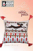 Rabbit Patch - Cross Stitch Pattern