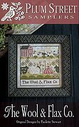 Wool and Flax Co - Cross Stitch Pattern