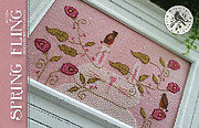 Spring Fling - Cross Stitch Pattern