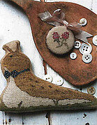 Animal Crackers - Peroy - Cross Stitch Pattern