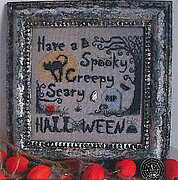 Halloween Special - Cross Stitch Pattern