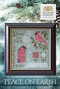 Peace on Earth - Cross Stitch Pattern