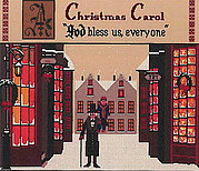 Christmas Carol - Cross Stitch Pattern