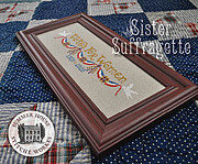 Sister Suffragette - Cross Stitch Pattern