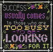 Words to Live By - Part 4 - Cross Stitch Pattern
