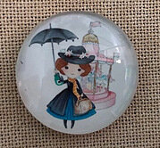 Mary Poppins - Needle Magnet