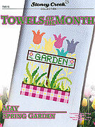 Towels of the Month - May Spring Garden