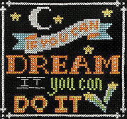 Words to Live By Part 5 - Cross Stitch Pattern
