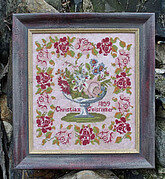 Christian Geissinger 1839 - Cross Stitch Pattern