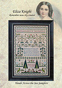 Eliza Knight - Cross Stitch Pattern