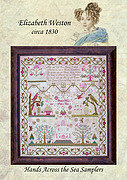 Elizabeth Weston - Cross Stitch Pattern