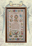 Sarah Daws Circa 1840 - Cross Stitch Pattern