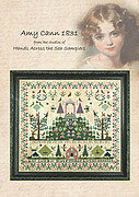 Amy Cann 1831 - Cross Stitch Pattern